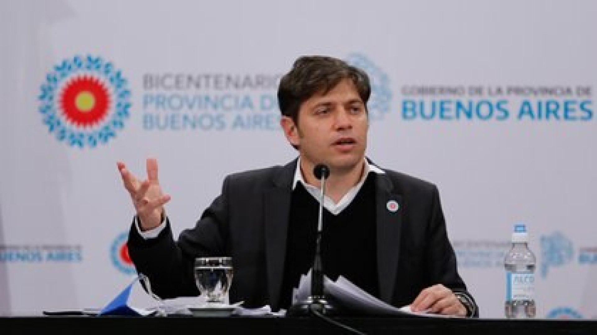 El gobierno de Buenos Aires trabaja para que haya temporada de verano