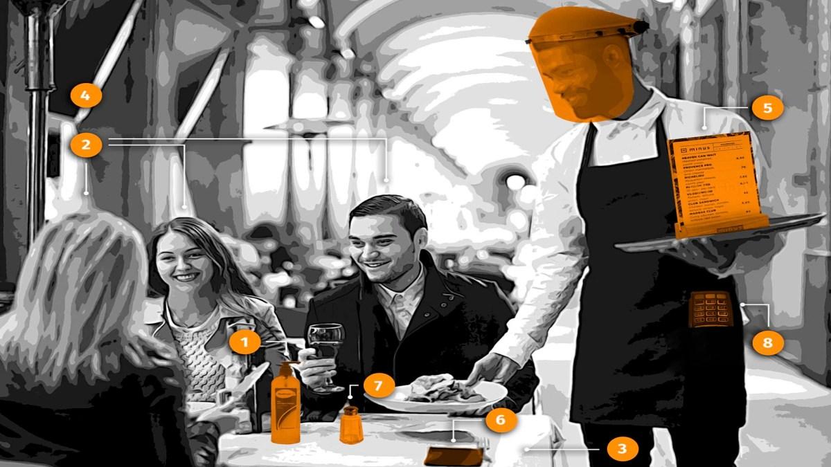 Restaurantes CDMX nueva normalidad