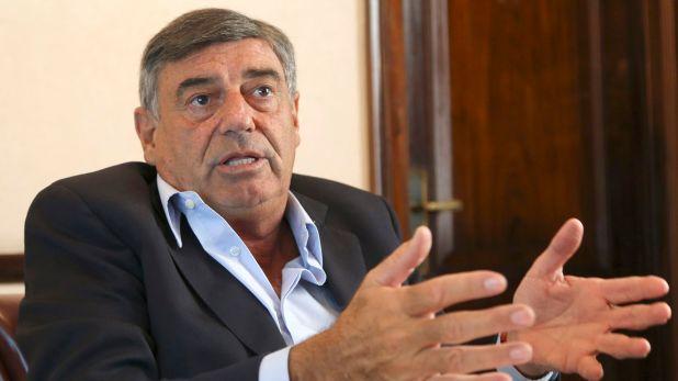 El ex senador radical y ex titular de la Unidad de Investigación del atentado contra la AMIA, Mario Cimadevilla