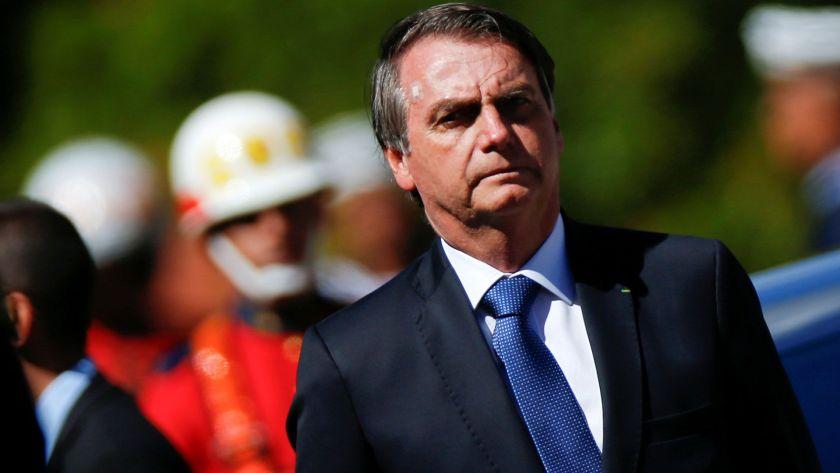 La reforma de las pensiones es una de las principales políticas de Jair Bolsonaropara sanear las finanzas del país (Reuters)