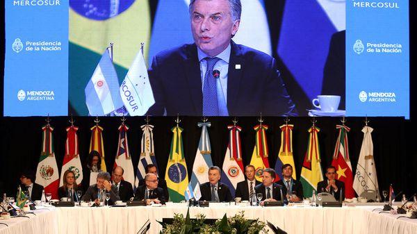 Venezuela fue suspendido indefinidamente del Mercosur (Reuters)
