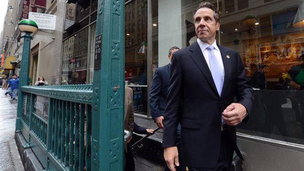 Andrew Cuomo, el actual gobernador de Nueva York