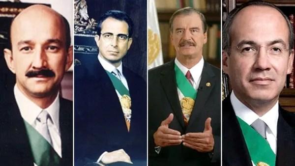 Política neoliberal en México inició con Carlos Salinas de Gortari y siguió hasta diciembre de 2018