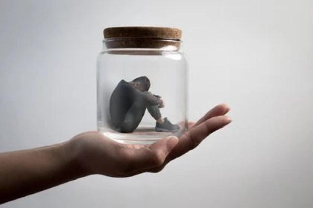 Los expertos coindicen en que la depresión por COVID-19 será cada vez más frecuente (Shutterstock)