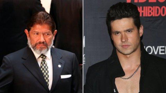 Juan Osorio habló sobre el caso de Eleazar Gómez y su reincorporación en el medio del espectáculo (Foto: Archivo)