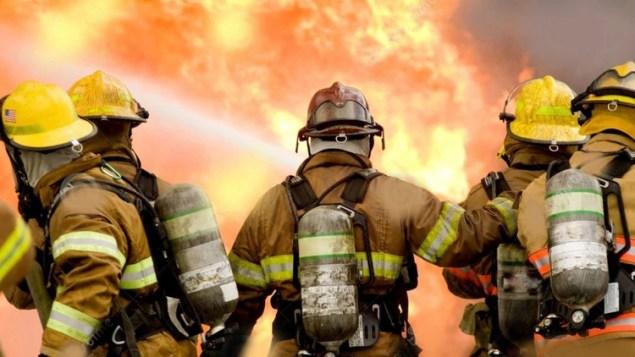 cáncer en bomberos