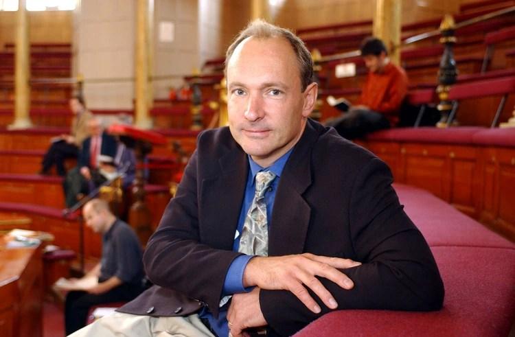 Tim Berners-Lee propone crear una nueva internet descentralizada para que todos los usuarios recuperen el control de sus datos (W3C, Janet Daly)