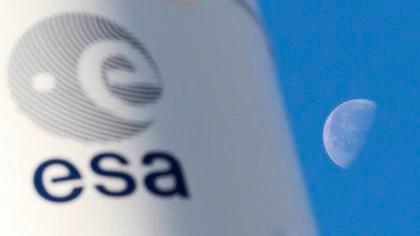 Logo de la Agencia Espacial Europea (ESA)