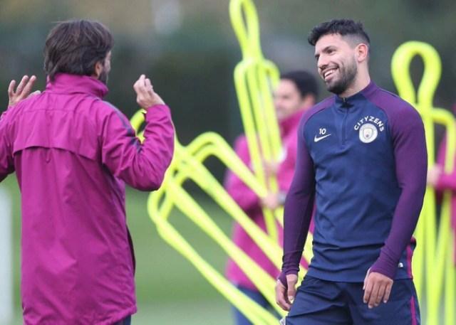 El atacante ya se enfoca en el Mundial (Manchester City)
