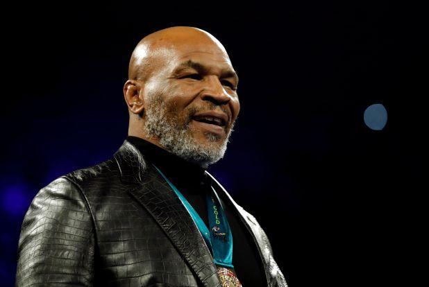 A los 53 años, Tyson está entrenando para volver a boxear (Reuters)