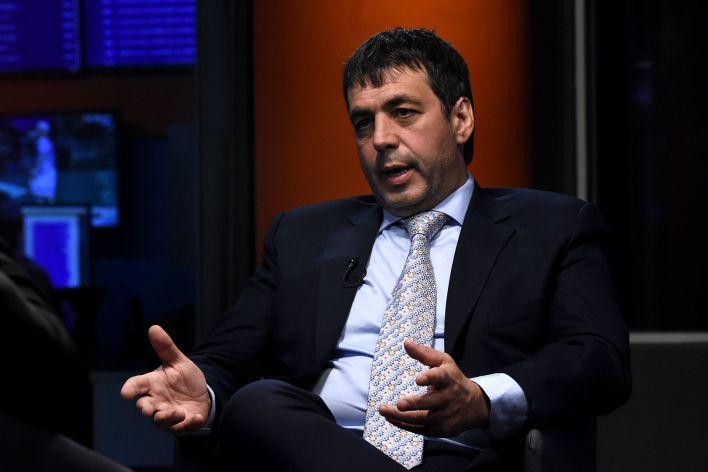 Fabián de Sousa recuperó la libertad el 8 de octubre de 2019 (Nicolás Stulberg)