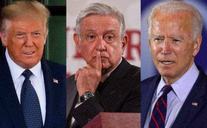 AMLO evitó felicitar a Joe Biden, virtual presidente electo de EEUU, principal socio comercial de México (Foto: Archivo)