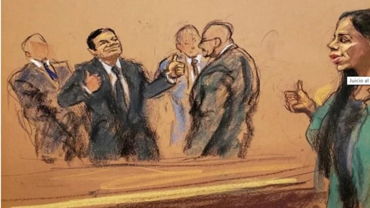 El 17 de julio se dictala sentencia al fundador del Cártél de Sinaloa (Foto: REUTERS)