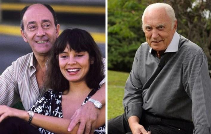 Triángulo amoroso: Olmedo, Herrera y Cacho Castaña