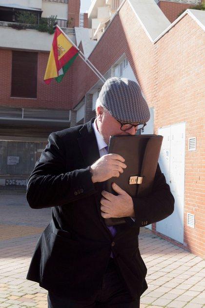 El ex comisario español José Manuel Villarejo (EFE/Shutterstock)