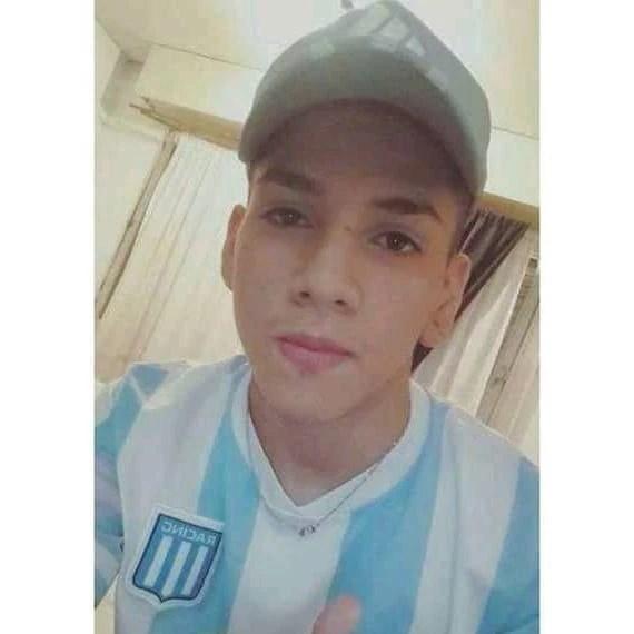 Alan Maidana, muerto en Berazategui por disparos policiales.