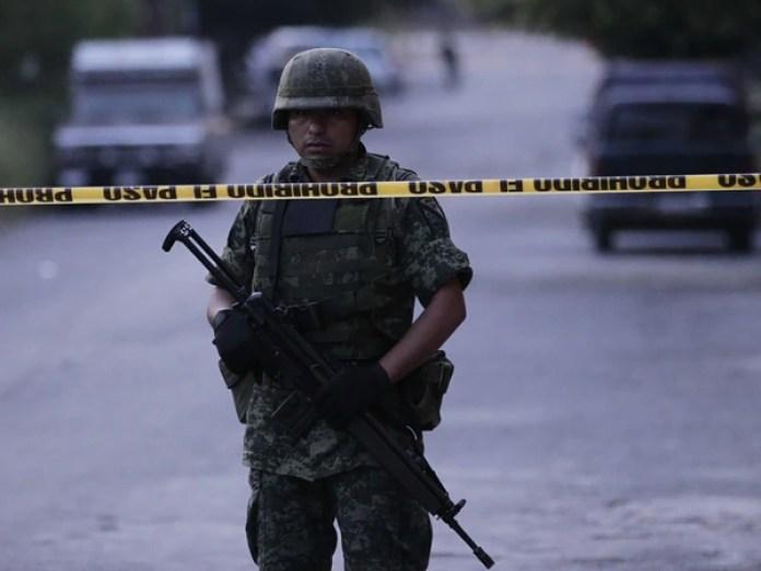5) Ciudad Victoria, México (Reuters)