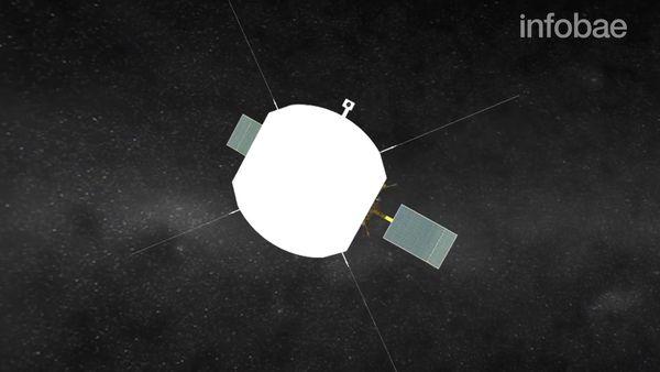 Solar Probe Plus de frente