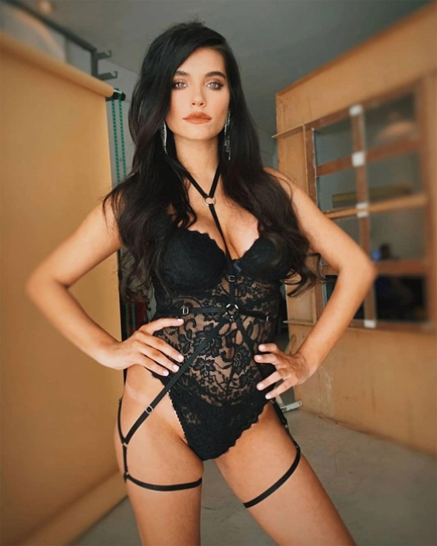 Eva de Dominici, sensual y ¿embarazada?. (Foto: Instagram)