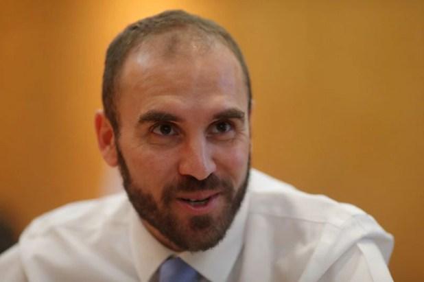 El ministro de Economía, Martín Guzmán, mantuvo una tensa negociación con los acreedores durante siete meses hasta lograr cerrar el canje, hace dos meses