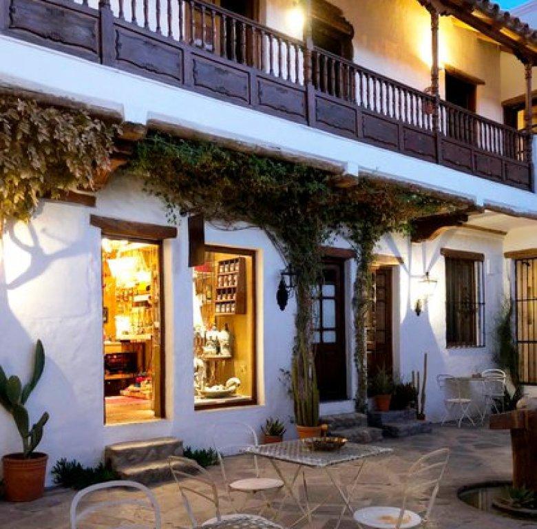 """El hotel """"El Cortijo"""", en Cachi, es uno de los que remodeló Farhat"""