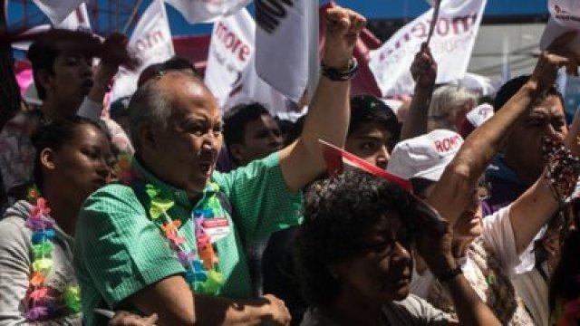 Los ciudadanos tendrán en sus manos el futuro de Morena en México (Foto: Cuartoscuro)