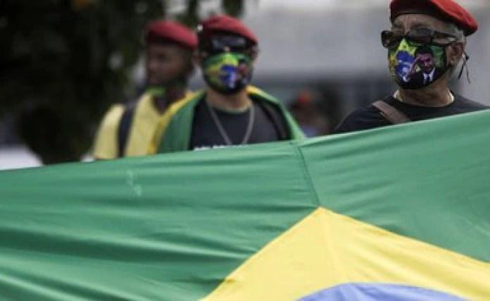 El gobierno de Bolsonaro conmemoró el golpe de Estado de 1964  (REUTERS/Ricardo Moraes)