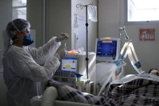 Los gobiernos de América Latina deben redoblar esfuerzos ante los desafíos que presenta la pandemia de coronavirus (REUTERS/Amanda Perobelli)