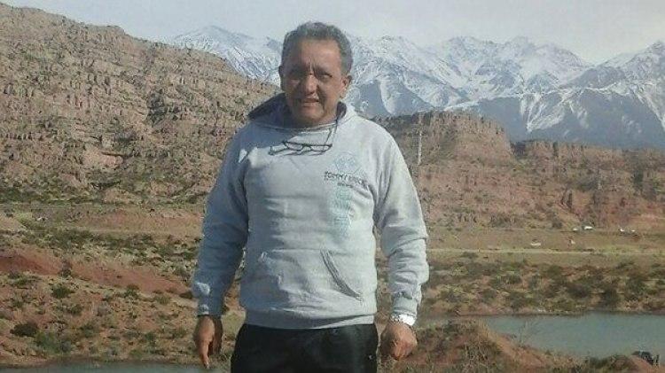 Oscar Centeno, chofer de Roberto Baratta