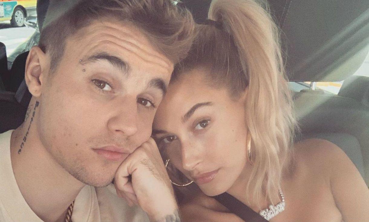 Bieber y Hailey están listos para celebrar su boda (IG: justinbieber)