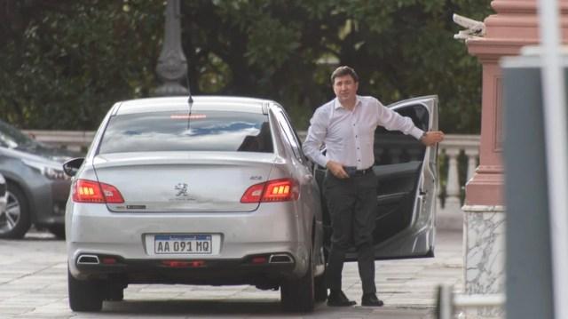 Daniel Arroyo, ministro de Desarollo Social (Adrián Escandar)