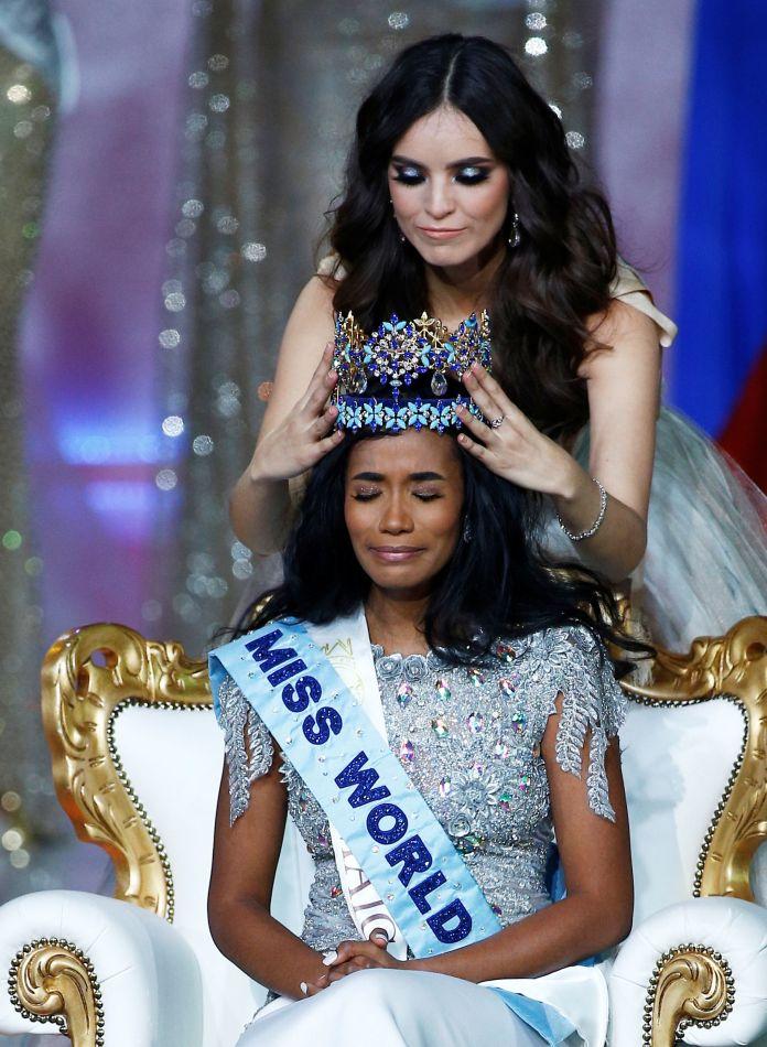 Toni-Ann Singh se ganó la admiración del jurado al interpretar el tema 'I Have Nothing' de Whitney Houston