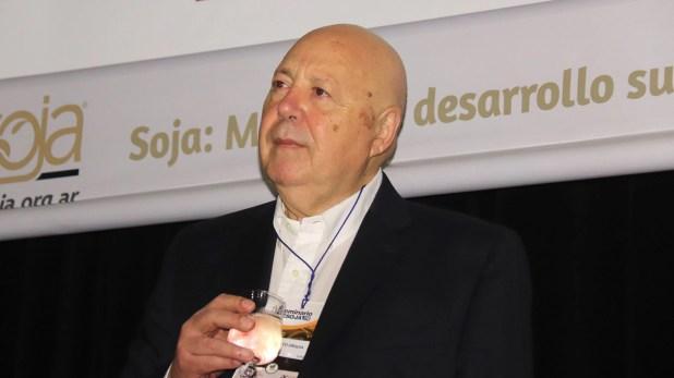 El empresario cordobés Roberto Urquía, el principal aportante electoral de la última campaña a través de sus diferentes empresas.