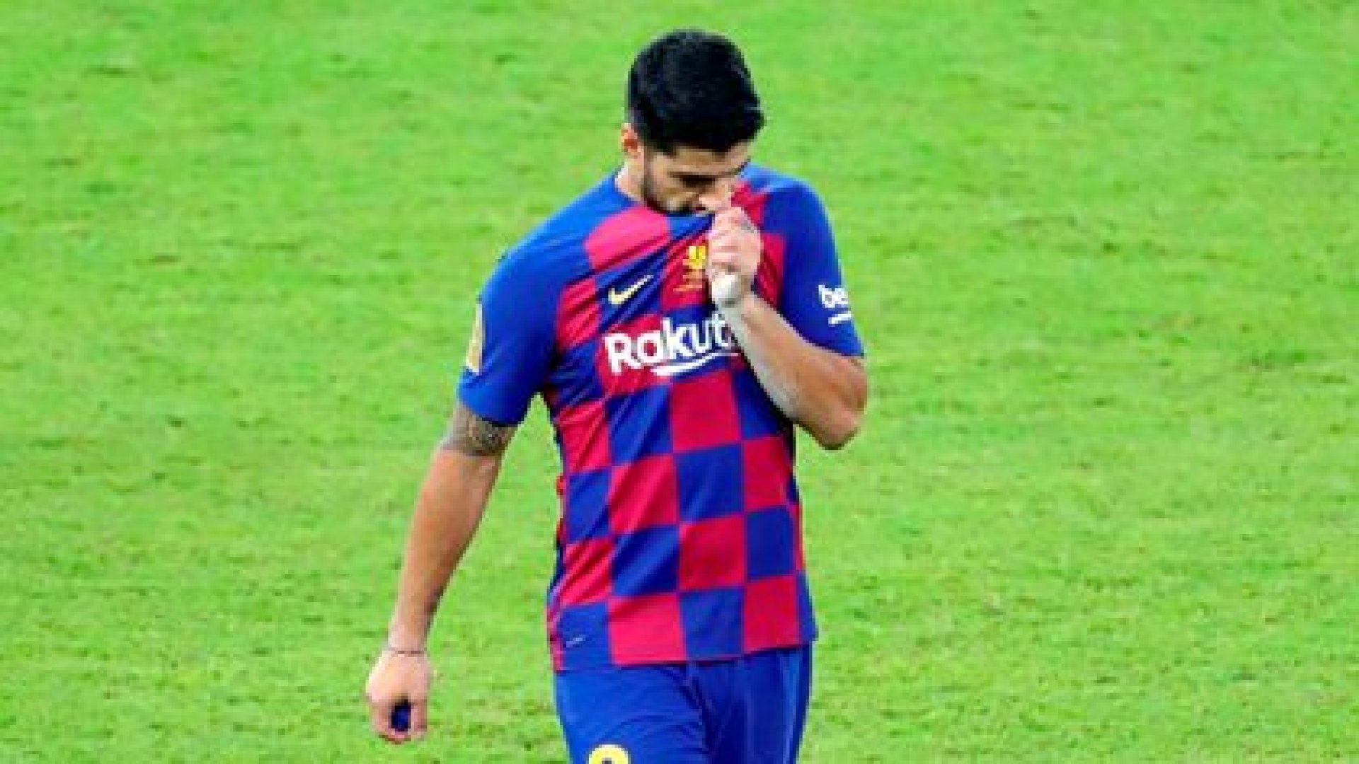 El futuro del futbolista todavía es una incógnita (Foto: EFE)