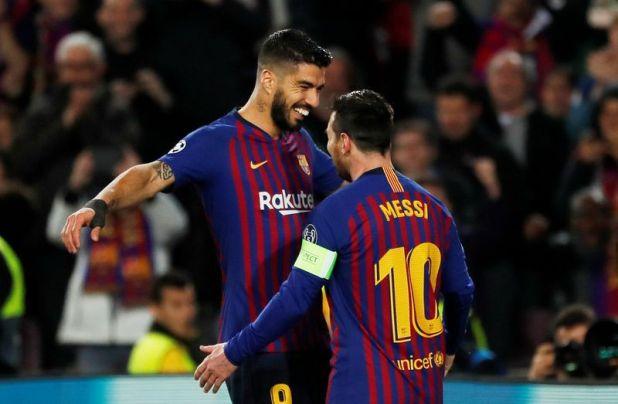 Lionel Messi y Luis Suárez formaron una dupla exitosa como jugadores y una estrecha amistad fuera del campo (Foto: Reuters)