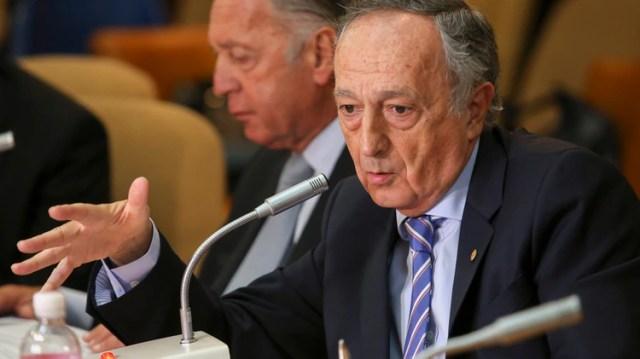 Miguel Acevedo, presidente de la UIA