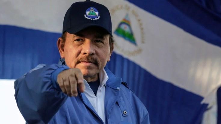 Las protestas contra Daniel Ortega comenzaron en abril pasado (AFP)
