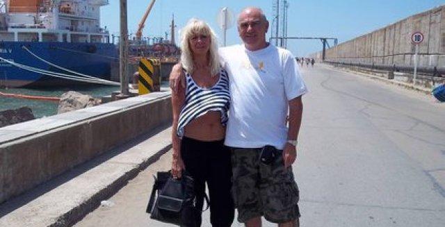 El crimen del ex policía Alfredo Poggetti ocurrió alrededor de las 20.15 del 18 de febrero último en la calle Río Limay al 1300 de Barracas