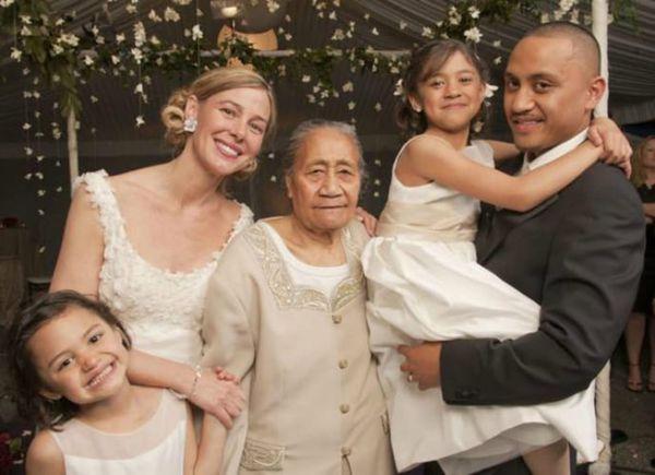 Luego de casarse, Fualaau y Letourneau recuperaron la custodia de sus hijas Audrey y Georgia, quienes habían sido criadas por la madre del joven