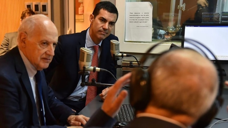 Lavagna y Urtubey llegaron a Córdoba también y conversaron con Mario Pereyra en radio