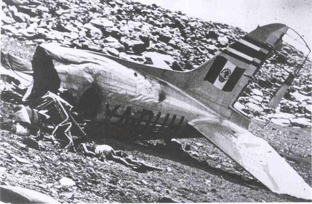 Blanca Estela Pavón murió en un accidente aéreo el 26 de septiembre de 1949. (Foto: @AmericaVuela/ Twitter)
