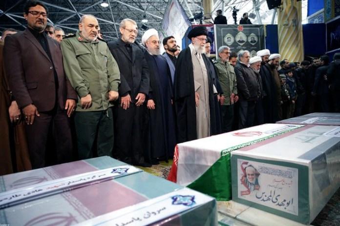 El régimen iraní prometió vengar la muerte de Soleimani (Reuters)