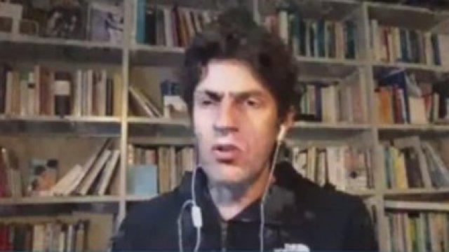 Martín Lousteau, senador de Juntos por el Cambio