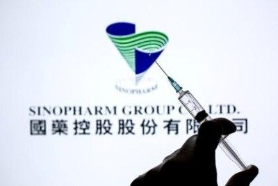 La cartera de Salud de la Nación decidió que la totalidad de los dos millones de dosis de vacuna contra SARS-CoV-2 del laboratorio Sinopharm estarán destinadas para completar los esquemas de vacunación ya iniciados (Europa Press)