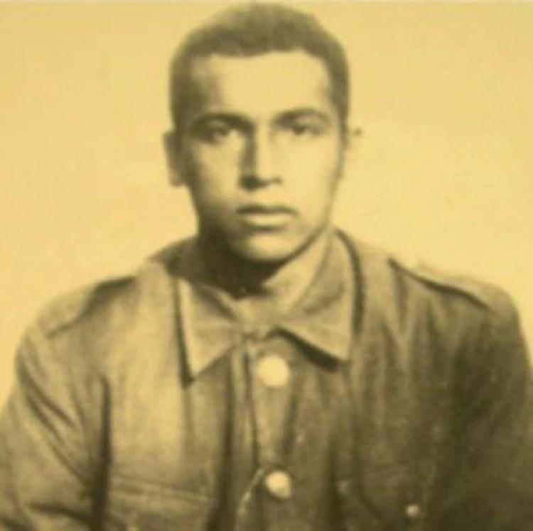 Angel Benítez murió en la cruda Batalla de Monte Longdon