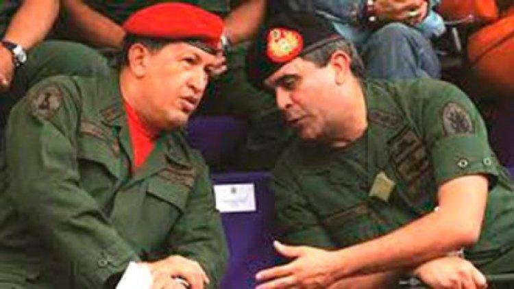 Chávez ordenó encarcelar a su amigo Raúl Baduel