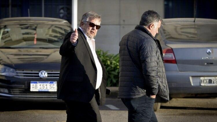 Carlos Stornelli es uno de los fiscales del caso (Gustavo Gavotti)