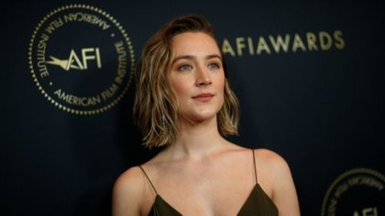 Saoirse Ronan (Credit: Reuters / Mario Anzuoni)