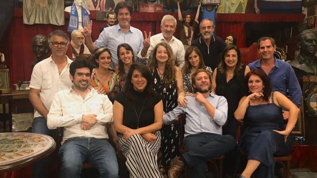 Legisladores porteños del Frente de Todos