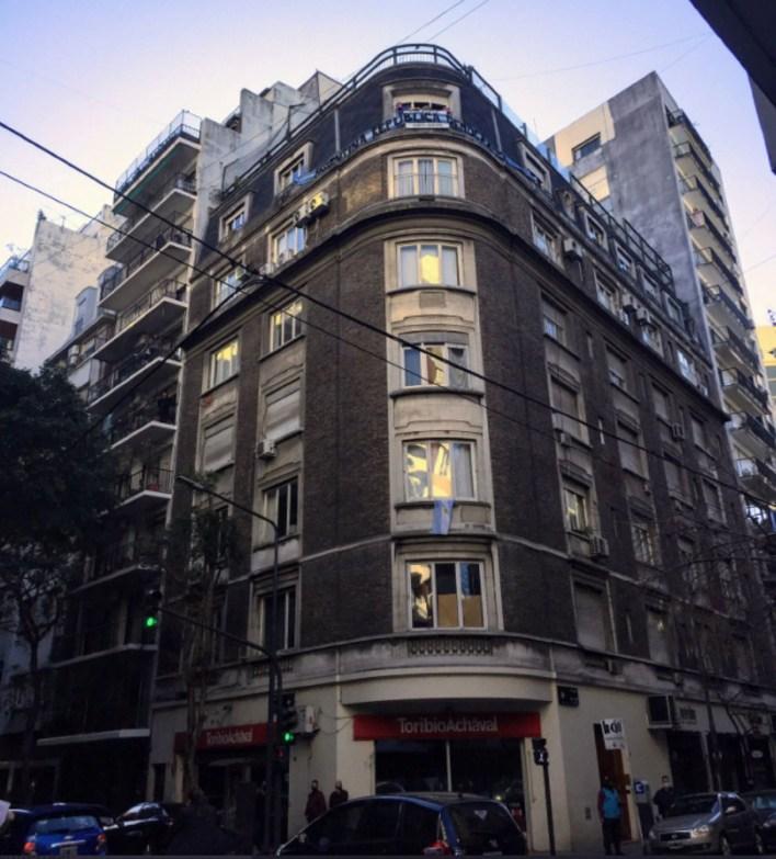 Departamento de Cristina Kirchner